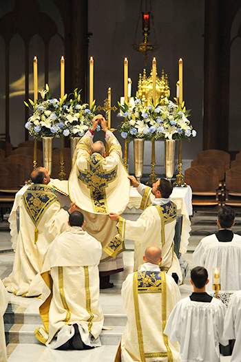Latin Rite Mass - Diocese of Paterson - Clifton, NJ
